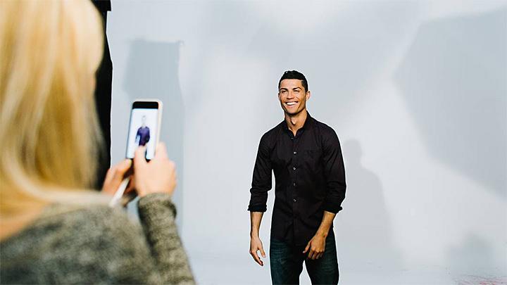 Криштиану Роналду, Сборная Португалии по футболу, Реал Мадрид, Ла Лига