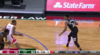 Brook Lopez hammers it home