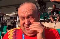 Маноло запрещали идти в «Лужники» с барабаном. Он так плакал, что вмешалась ФИФА