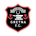Gretna FC - logo
