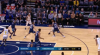 D'Angelo Russell 3-pointers in Minnesota Timberwolves vs. Golden State Warriors