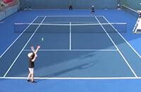 Украинец заявил друга на теннисный турнир, поставил против него и заработал. Удивительно, но им за это ничего не будет