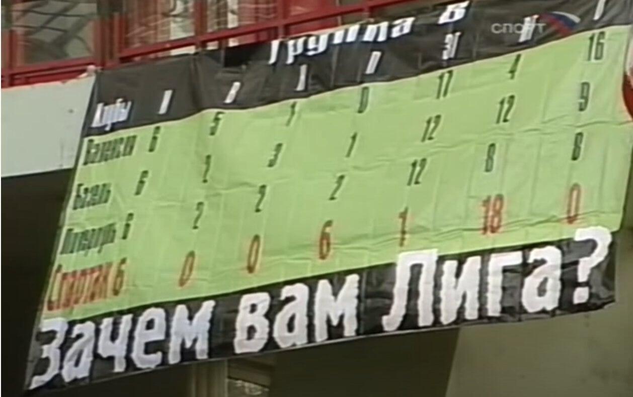 В 2005-м «Спартак» и «Локо» рубились за ЛЧ: Черкизово было красно-белым, Асатиани нападал на Ковалевски, все решил гол Титова