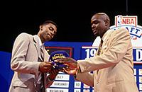 Все обмены первых номеров драфта в истории НБА