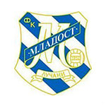 FK Mladost Lucani - logo