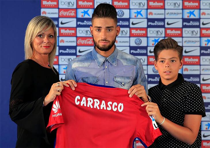 Карраско мог играть за Португалию, но никогда не хотел. Виноват отец, который бросил семью