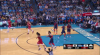 James Harden with 39 Points vs. Oklahoma City Thunder