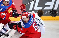 Россия – Финляндия – 5:1. Онлайн