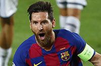 Ла Лига, Наполи, Лига чемпионов УЕФА, Барселона, Лионель Месси