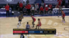 Zion Williamson hammers it home