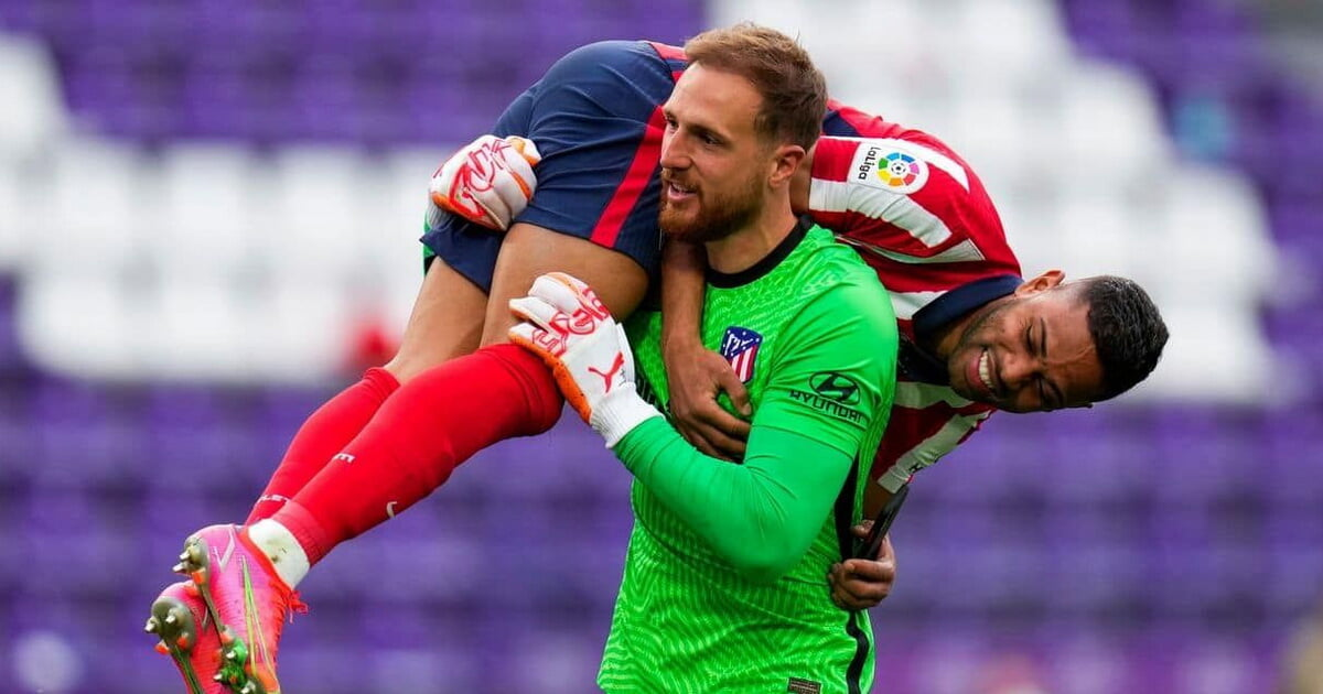 Облак признан лучшим игроком сезона Ла Лиги