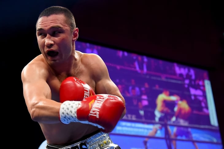 10 раундов перестрелки и никакого клинча: драка российского боксера с экс-чемпионом мира