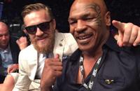 Майк Тайсон, смешанные единоборства, UFC, Ронда Раузи, Конор МакГрегор
