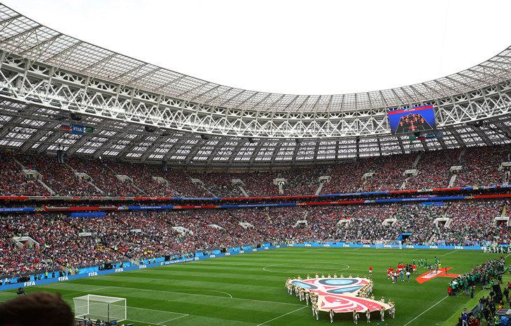 ФИФА обнародовала статистический отчет группы технического анализа порезультатам ЧМ