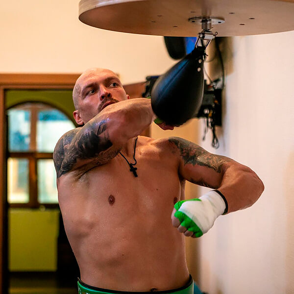 Александр Усик против Энтони Джошуа. Онлайн главного боя года в боксе