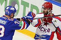 «Радулов получил 3 раза по шее от Ковальчука, 2 – от Хафизуллина, а Кутейкин посмотрел со значением»