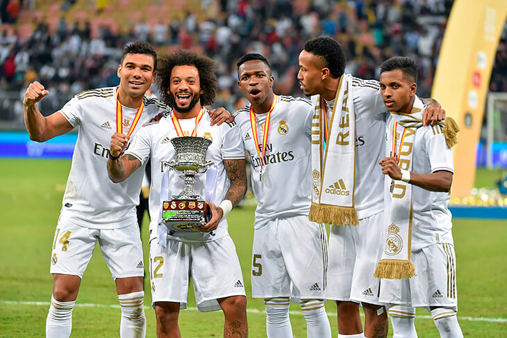 «Реал» ищет нового Неймара и скупает юных бразильцев
