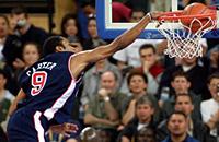 Винс Картер, сборная США, НБА, олимпийский баскетбольный турнир