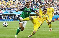 сборная Украины, сборная Северной Ирландии, Евро-2016