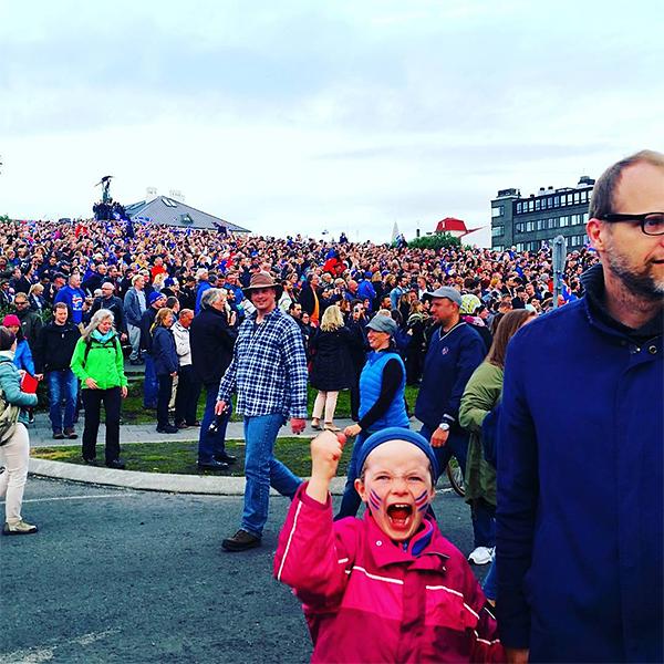 сборная Исландии, Евро-2016