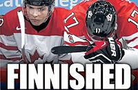 НХЛ, молодежная сборная Канады, молодежный чемпионат мира, Дон Черри, обзор прессы, Джейк Виртанен, Дэйв Лаури, Маккензи Блэквуд