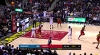 Dennis Schroder, Stephen Curry and 2 others  Highlights from Atlanta Hawks vs. Golden State Warriors