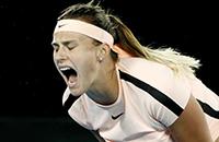 Теннисистку дразнили за слишком громкие стоны