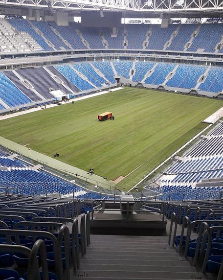 Стадион Фишт в Сочи к ЧМ 2018 по футболу новости фото