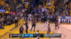 Stephen Curry 3-pointers in Golden State Warriors vs. Portland Trail Blazers