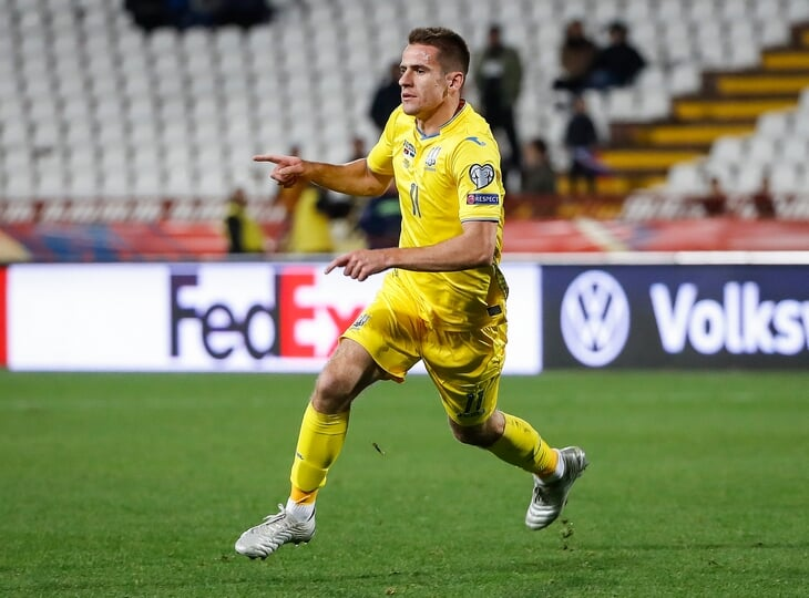 Украинец Артем Беседин получил тяжелейшую травму со Швецией. Должен был пропустить Евро из-за допинга (ошибка врача), но выиграл от переноса
