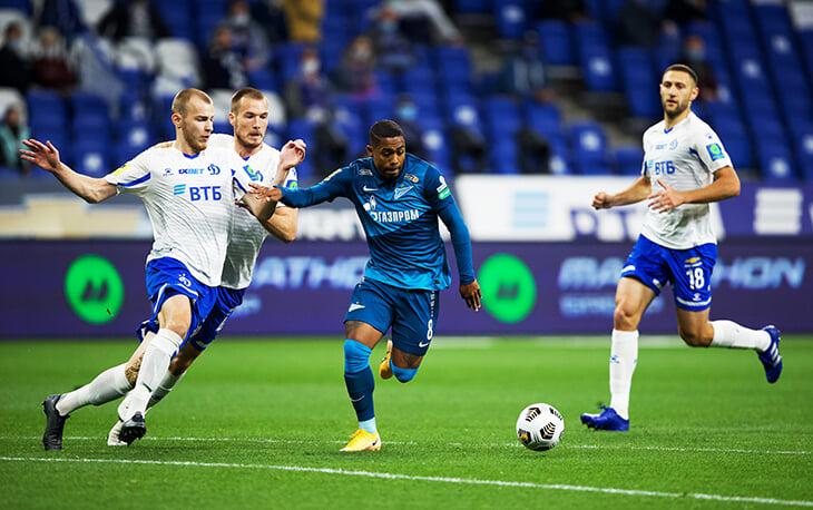 «Динамо» выпустило пятого защитника и сломало игру «Зенита». Семака не спасли даже навесы