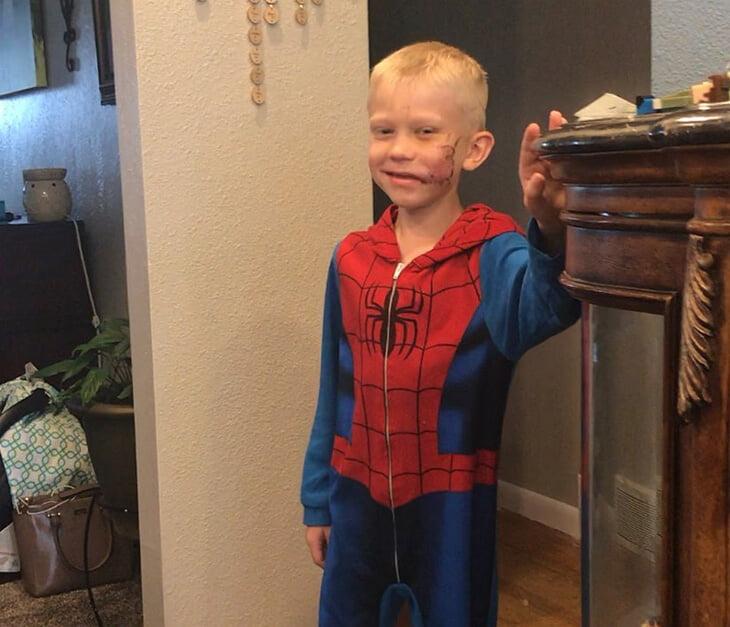 Шестилетний Бриджер Уокер – супергерой 2020-го. Он спас сестру от разъяренной собаки: мальчика уважает Тайсон, а в боксе в честь него назвали дивизион