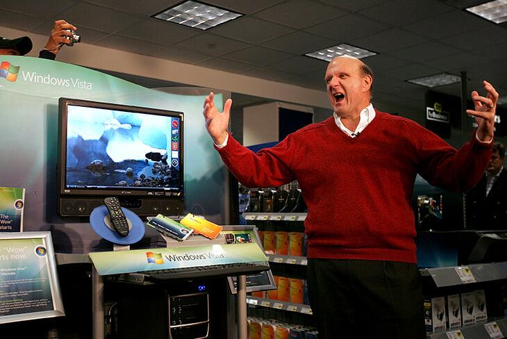 Стив Балмер – самый богатый босс в спорте. Он шокировал всех в IT-индустрии, а теперь называет «Клипперс» главным проектом