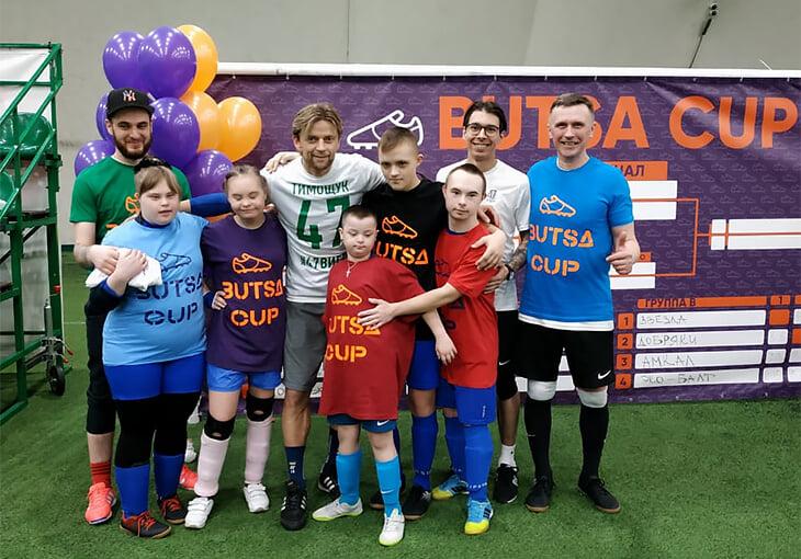 Контракт с Puma и знакомство с «Красавой»: как изменилась жизнь академии для людей с синдромом Дауна после текста на Sports.ru