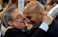 Реал Мадрид, Атлетико, Лига чемпионов, Зинедин Зидан