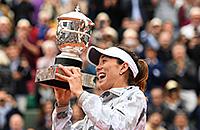 Гарбинье Мугуруса, Серена Уильямс, фото, Ролан Гаррос, WTA, сборная Испании жен