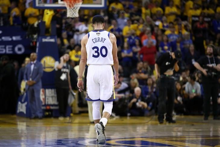 47 очков Карри недостаточно, чтобы победить «Торонто». Лучшие моменты третьего матча финала НБА