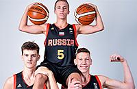 юниорская сборная России, видео