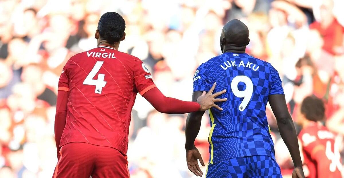 Ливерпуль  Челси. 1:1  Хавертц забил с игры, Салах  с пенальти. Риса Джеймса удалили на 45-й минуте