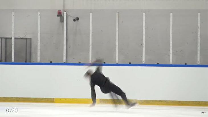 Наши фигуристы начудили – испортили все 6 прыжков: бабочки, падения, касания льда рукой. Один даже расхохотался от оценок