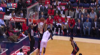 John Wall with one of the day's best dunks