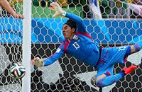 Идрисс Камени, примера Испания, Сборная Мексики по футболу, ЧМ-2014, Гильермо Очоа, Малага