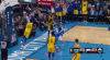 Russell Westbrook with 44 Points  vs. Golden State Warriors