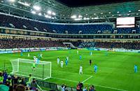 стадионы, Балтика, фото, Крылья Советов, ЧМ-2018, Стадион Калининград
