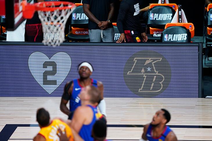 В НБА отметили день рождения Кобе Брайанта и «День Мамбы» (24.8)