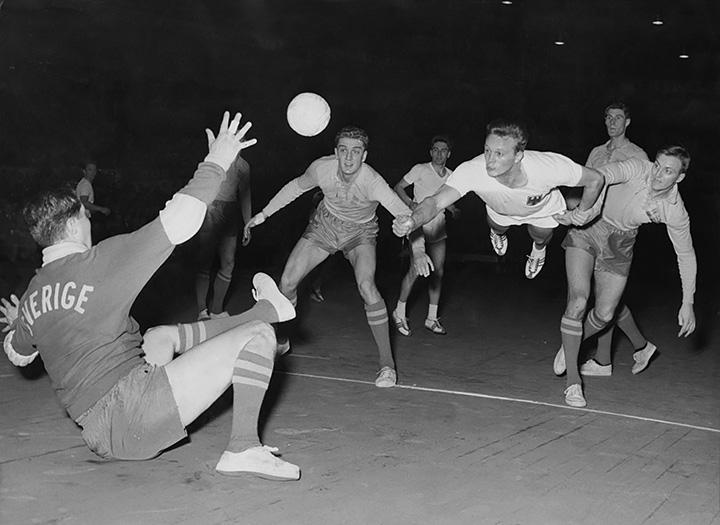 Кубок ЕГФ, Лига чемпионов, Монреаль-1976