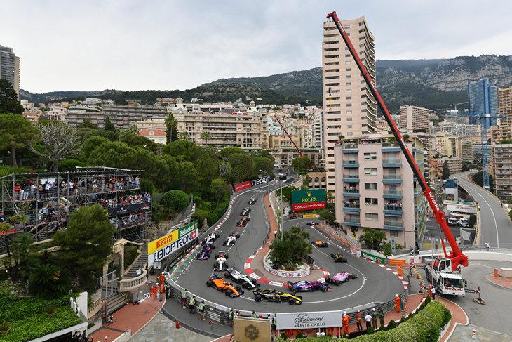 Формула-1, телевидение, Даниэль Риккардо, Гран-при Монако, Ред Булл