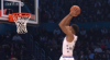 Paul George sets up Giannis Antetokounmpo nicely for the bucket