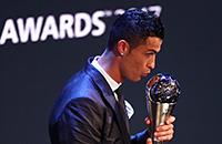 Роналду снова лучший в мире