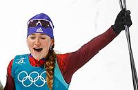 Россия взяла три бронзы за день – в керлинге и лыжном спринте